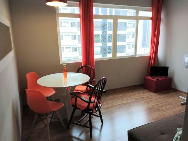 Itaim Bibi Excelente Apartamento Moderno