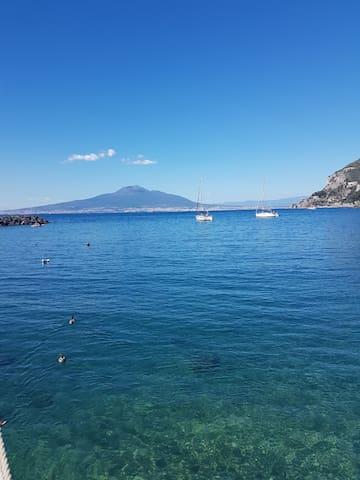 Rosa Relais -  Vico Equense beach, Sorrento Coast - Vico Equense - Dom
