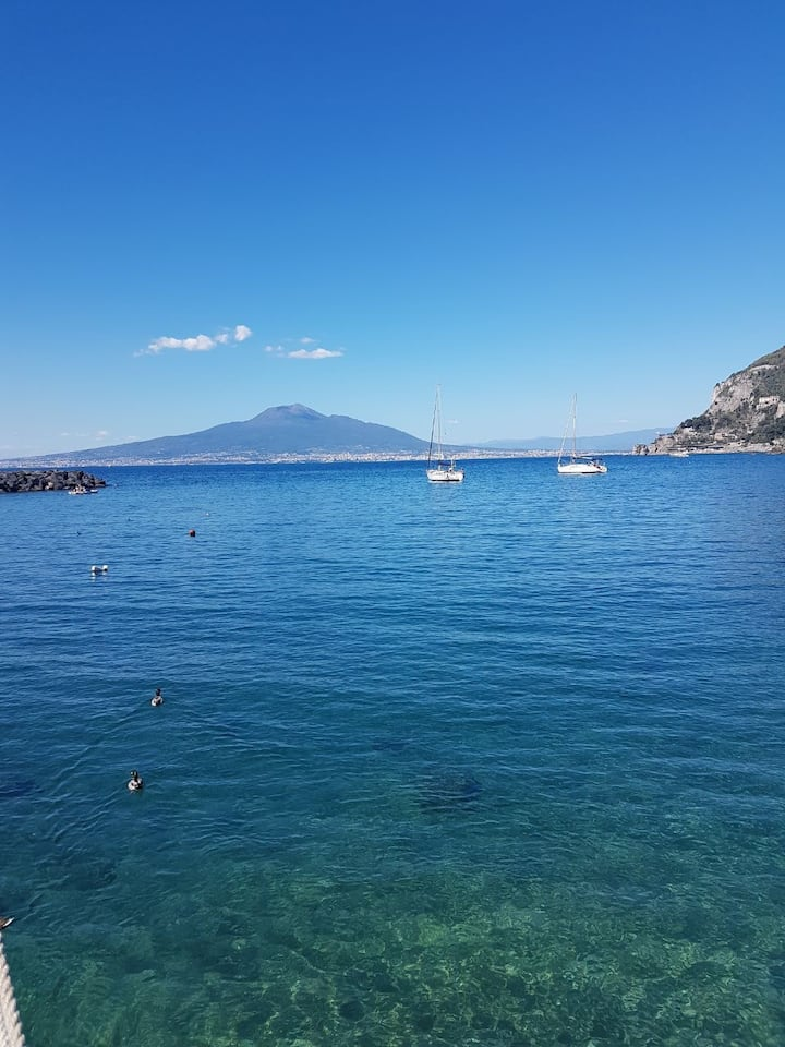 Rosa Relais -  Vico Equense beach, Sorrento Coast