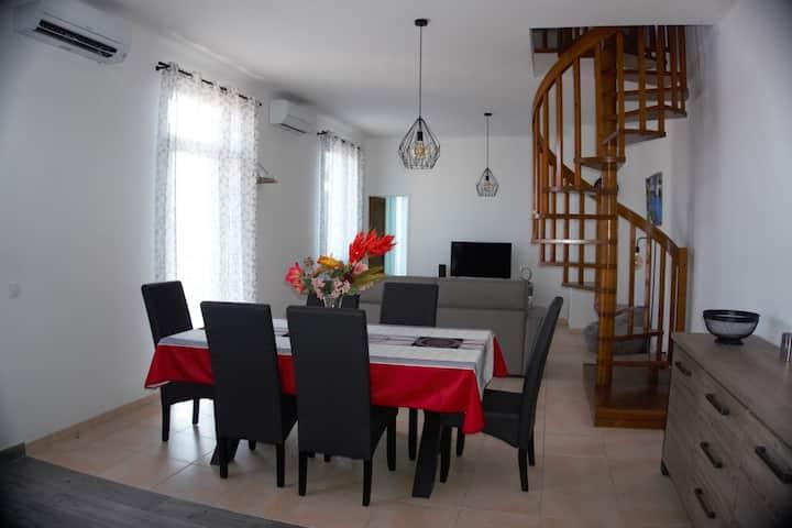 Marseille 12 ème  maison 2 chambres Les tilleuls 2