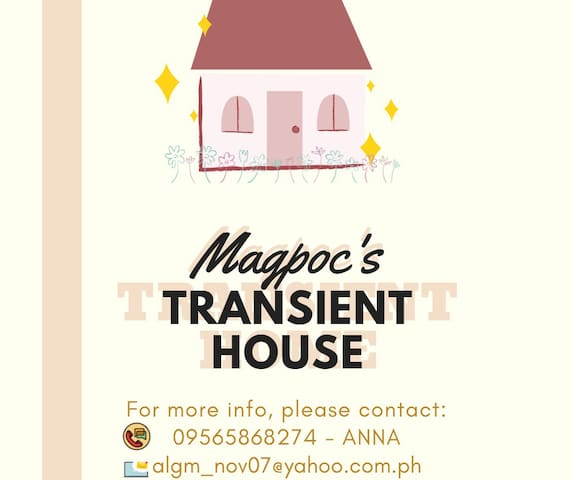 Townhouse / Transient House in ORANI, BATAAN