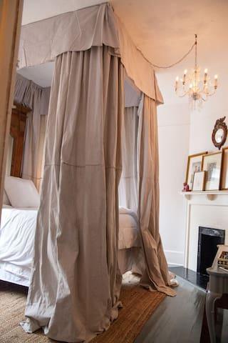 Master Airbnb bedroom