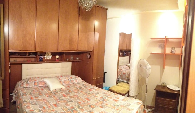 Rome (Cesano) Double bedroom and private bathroom