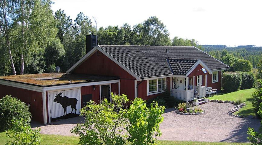 Ferienhaus Solgarden, wo Schweden am schönsten ist