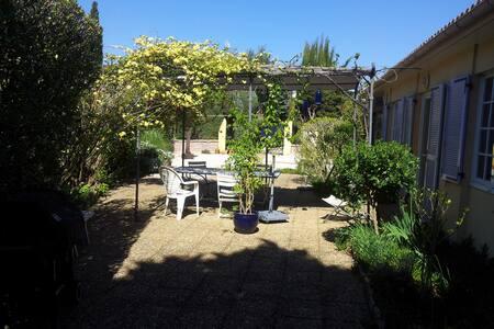 Le jardin d'Alice St Cyr sur Mer - Saint-Cyr-sur-Mer - 別荘