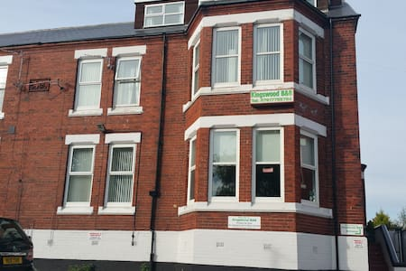 KINGSWOOD GUEST HOUSE - Stockton-on-Tees - Gästhus
