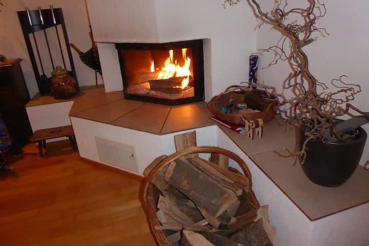 Haus Gaschür, (Bad Ragaz), 3.5-room appartement