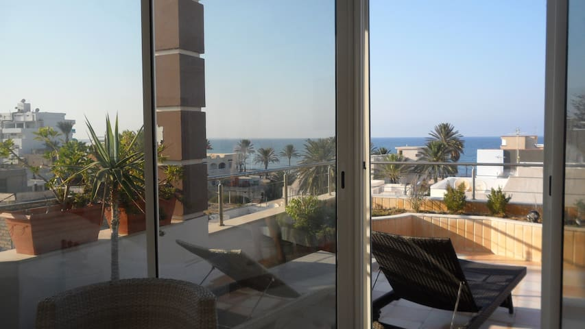 Apartment - 500 m from the beach - Mahdia - Byt
