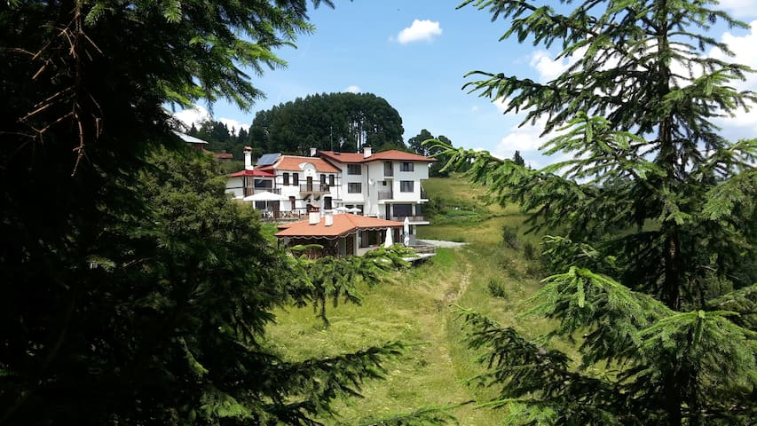 The house with the best view in Rhodope - Panorama