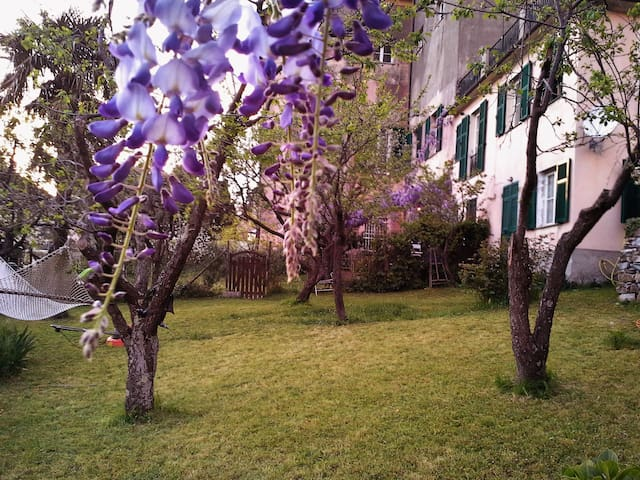 studio apartment with garden - Genova - House