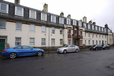 2 Bedroom flat in Ayr
