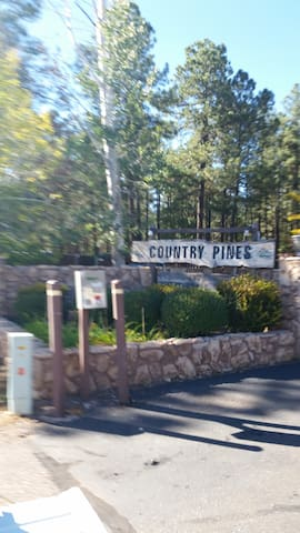 High Country Retreat - Pinetop-Lakeside