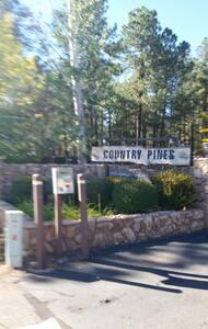 High Country Retreat - Pinetop-Lakeside - Radhus