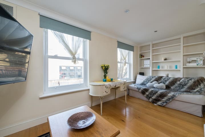 Luxury double close to London Eye and main places - Londen - Huis