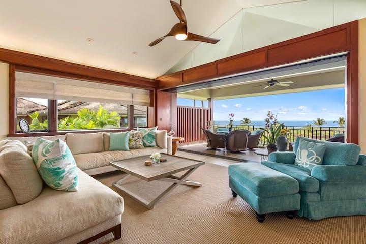 Four Seasons Luxury Ocean View Hainoa Villa 2905B
