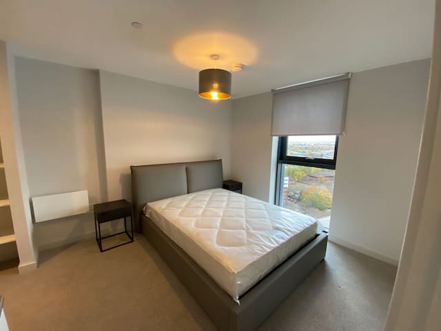 Amazing double room at Salford Quays