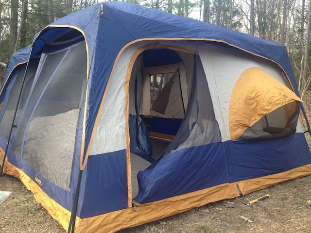 2 room tent - West Hurley - Tienda de campaña