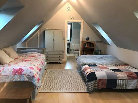 Cosy Annex near Tunbridge Wells, sleeps 3-4 people