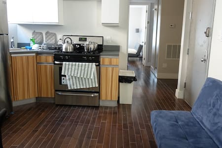 Great Room with 3 bed just 25 min to Union Sq - Brooklyn - Apartment
