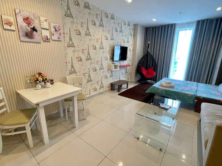 [TEDDY APARTMENT] Cozy luxury 5* at 12 floor in SG