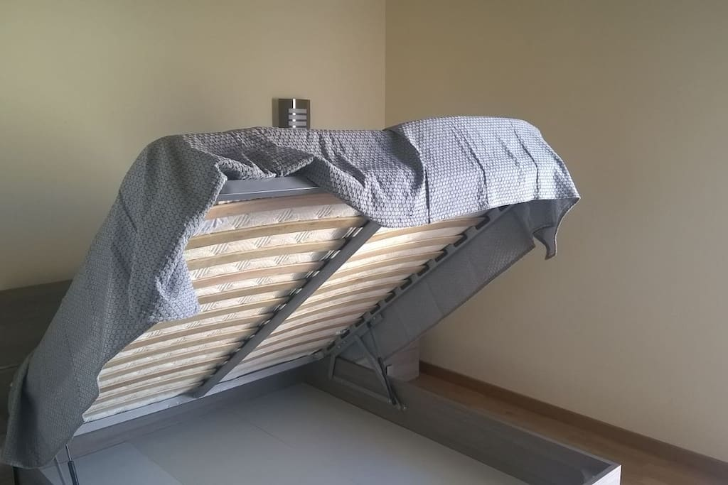 contenitore letto