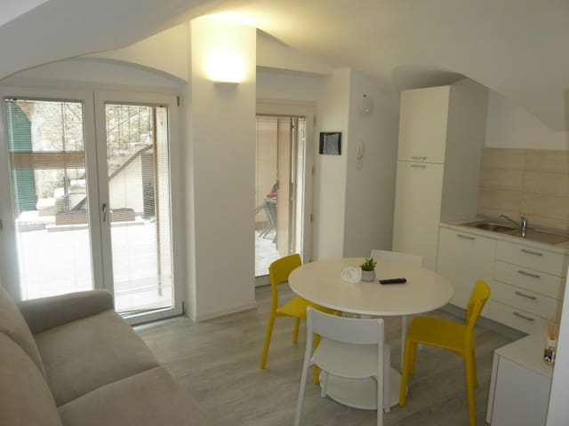 NEW Holiday apartment MATTIA in Malcesine
