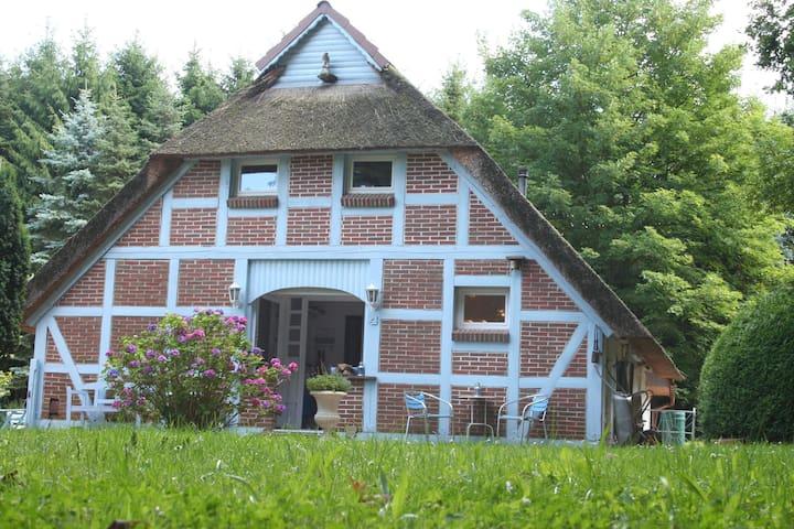Bremer Landhaus - Wohnen im Grünen