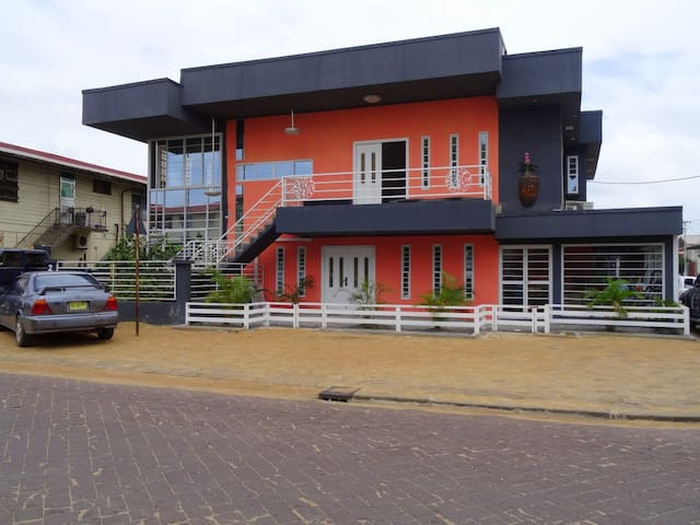 City appartement - Paramaribo - Condomínio