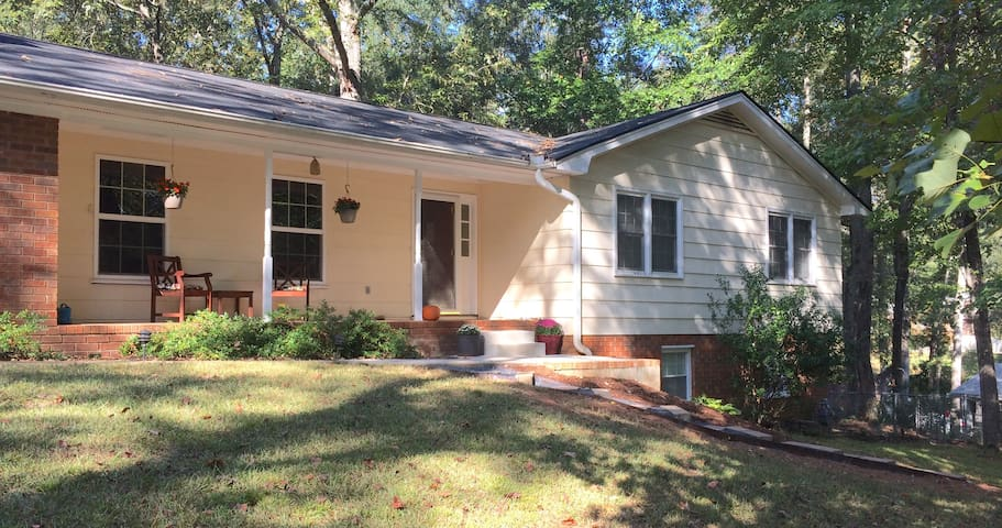 Cozy & Quiet 1 BR Basement Apartment - Winterville