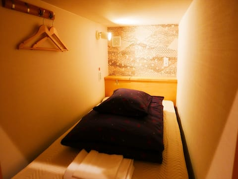 1 bed in mixed dormitory - 3 min to train station