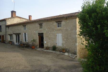Maison de village - Plieux - Rumah