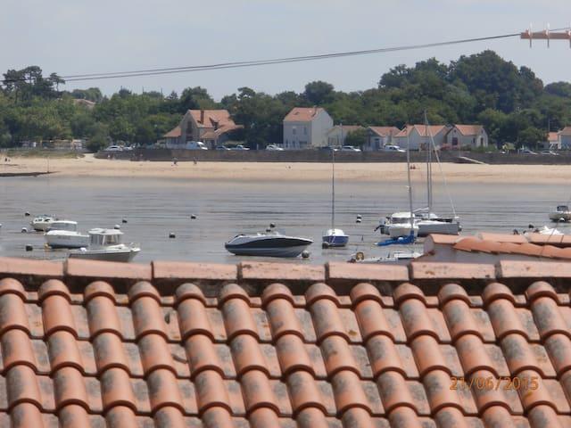 Maison au calme 100m plage et 400m centre ville - Fouras - Casa