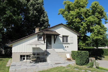 Small house in the countryside, Vandoeuvres/Geneva