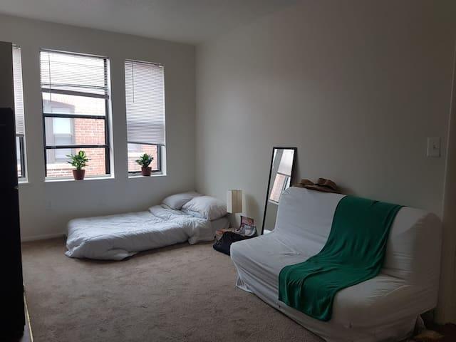 Cozy studio in unbeatable location