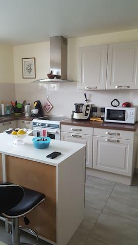 chambre calme dans maison