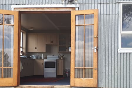 The Woolshed Hideaway