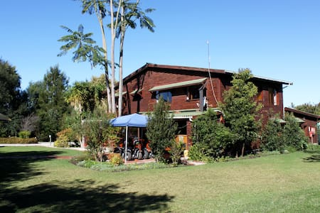 Tsitsikamma Backpackers - Stormsrivier