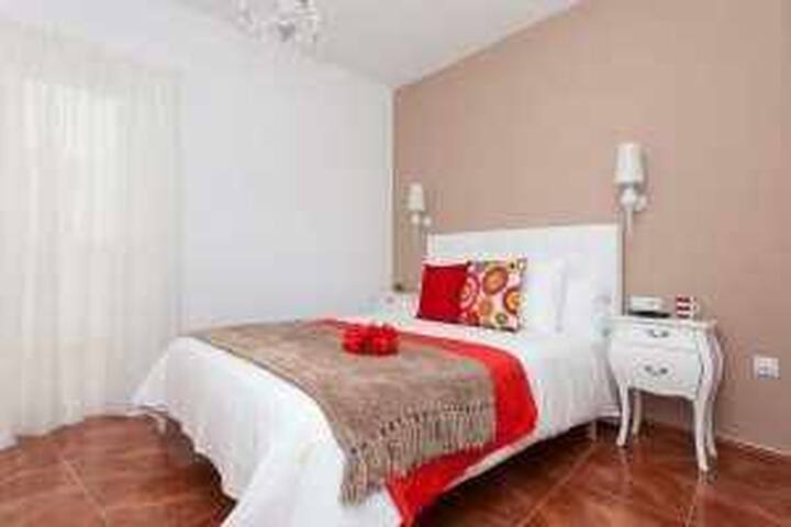 Charming apartment in El Cotillo with 1 bedroom for 4 pax