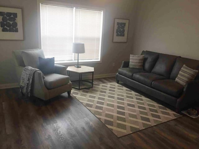 Cozy & Contemporary (Bowling Green Apt)