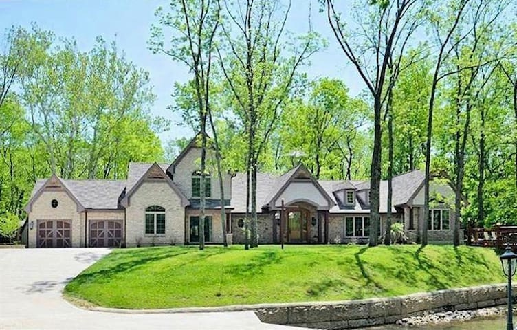 Stunning Home in Greater Cincinnati with a View!!!
