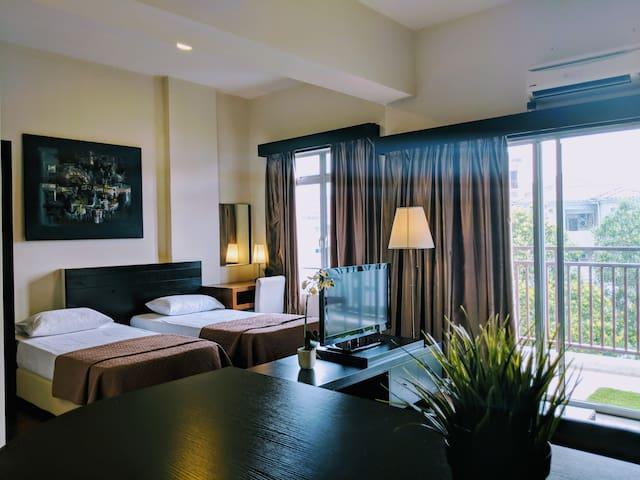 Lett's Studio Apartment Bayou Lagoon