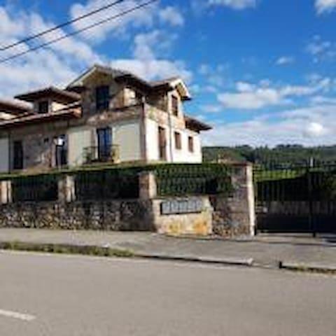 Apartamento Casona de la Viesca