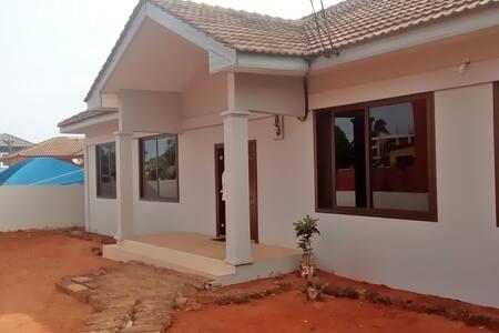 2 bedroom house. Near the beach & City - Accra - Dům