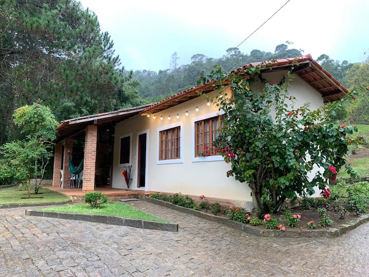 Privacidade e conforto em Domingos Martins