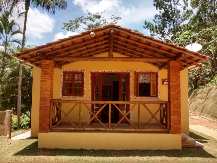 Casa da Jaqueira Santa Teresa ES