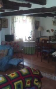 Casa de campo en plena naturaleza - Fuencaliente - Haus
