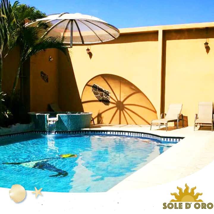 Hotel Sole D´Oro Jacó