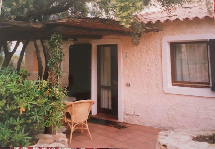 Villetta arredata in residence in Costa Smeralda