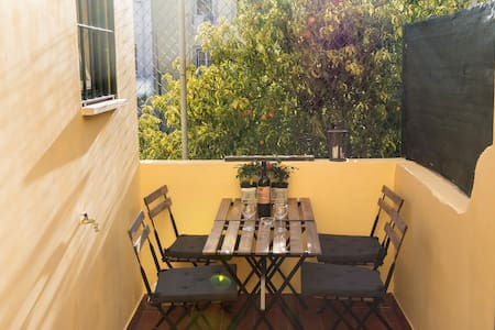 Cozy 1 bdr flat Central, Charm, Wifi with Terrace - Lisboa - Apartment