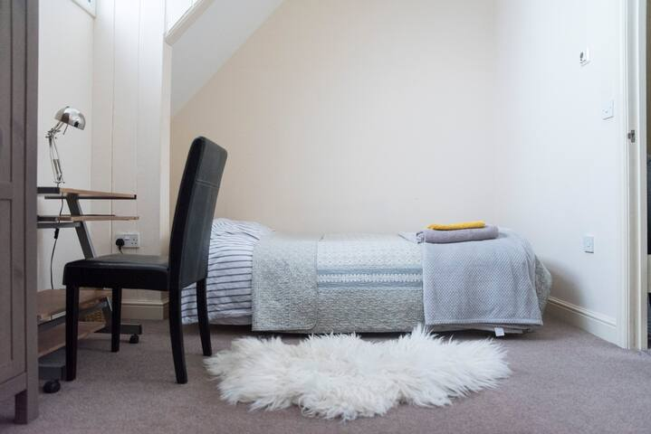 Very central double room with own bathroom - Norwich - Appartamento